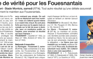 OUEST FRANCE 29/04/16