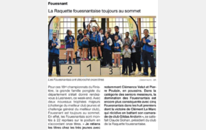 OUEST FRANCE 03/04/2019