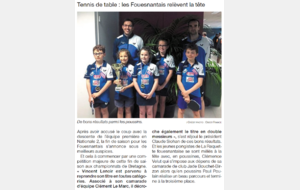 OUEST FRANCE 23/05/2019